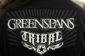 It is a Tribal Gear Limited Edition collaboration T Shirt with Greenspan's, South Gate . with Sen Dog of Cypress hill wearing the shirt at Greenspan's www.greenspans.cm