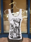 Keep It Original Design Tank Top, White