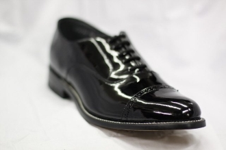 Patent Leather Dress Shoes, Black, by Greenspan's