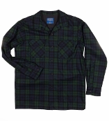 Pendleton Board Shirt YearRound Black Watch Tartan Plaid