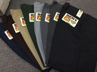 Ben Davis Pants Charcoal Heather