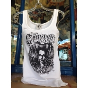 Women's Tim Hendricks Tank Top White