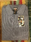 County FB Charlie Brown Polo Shirt Solid Gray