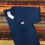 Ben Davis Pocket T-Shirt Navy