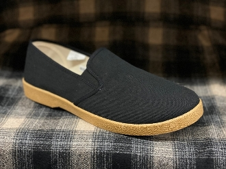Slip on Winos Black/Tan