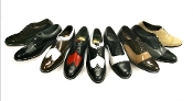 Classic Style shoes, from the Greenspan Brand, Stacy Adams, and Hush Puppies