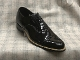 Stacy Adams Cap Toe Concordes Black