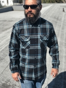 Fall 2019 Pendleton board shirt wool flannel