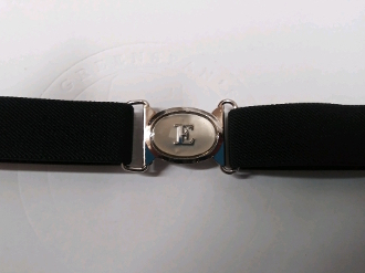 Initial cholo stretch belt